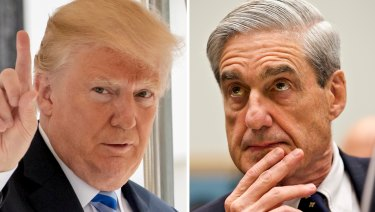 Mueller's investigation into Trump's presidential campaign and Russia is entering its second year.