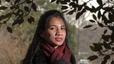 Sophea Touch was abandoned by her parents at the age of 4; put to work selling cakes in a Cambodian village and abused and starved by the families who traded her.