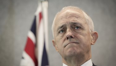 Prime Minister Malcolm Turnbull and his administration are clearly in strife.