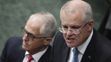 The Coalition has lost ground with voters in the wake of the federal budget.