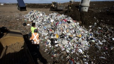 Disposal of rubbish is becoming an increasingly problem in Victoria.