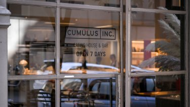 Cumulus Inc remained open on Thursday.