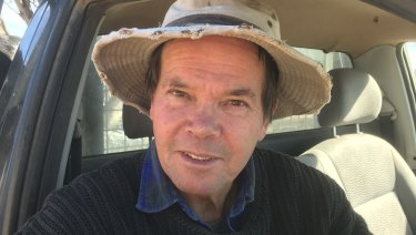 Farmer Robert Lee