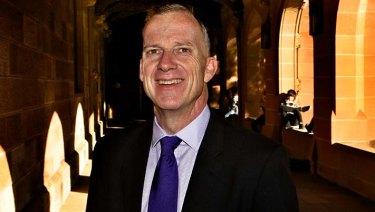 University of Sydney Vice-Chancellor, Michael Spence
