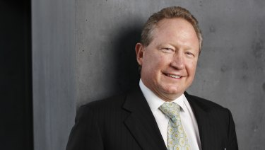 Australian mining magnate and anti-slavery campaigner Andrew Forrest publishes the Global Slavery Index.
