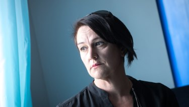 Paula Johnston is planning to sue Frankston Hospital after being injured at work.