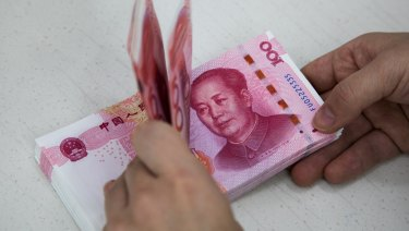 China's yuan had its worst month against the US dollar in 25 years in June.