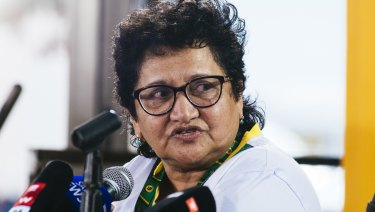 "The country's land reform policies ""won't be another Zimbabwe"", Jessie Duarte says."