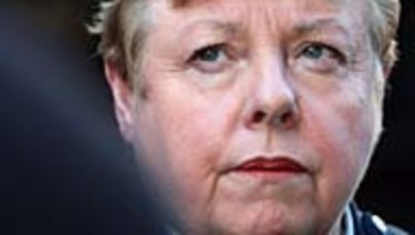 Former chief commissioner Christine Nixon was also mentioned in the vulgar comments.