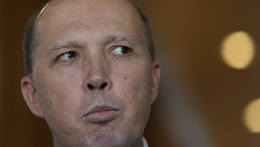 Home Affairs Minister Peter Dutton said the public should be able to help choose magistrates.