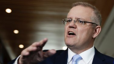 Treasurer Scott Morrison said offenders could face 12 months imprisonment.