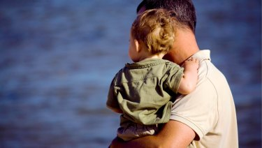 Boys need elders to step up to show them how to grow into good men.