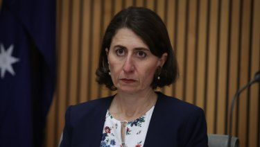 The Berejiklian government has called for compensation to be considered for the victims of the country's PFAS chemical contamination scandal.