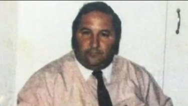 Sharron Phillips' accused killer Raymond Peter Mulvihill, an Ascot cab driver who died in 2002 and reportedly worked for the Bellino family.