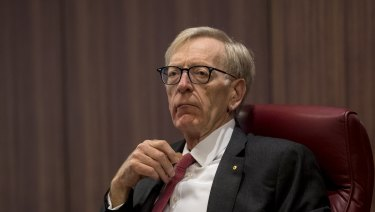 The royal commission led by Kenneth Hayne may cause banks to be more conservative in their small business lending, analysts say.