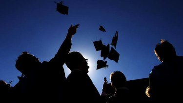 Many migrants first come to Australia as foreign tertiary students.