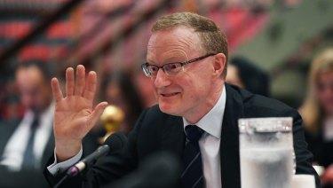 "RBA Governor Philip Lowe said protectionism was  ""bad policy"""