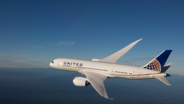 United Airlines has been sued after flying on for hours despite a medical emergency on board.