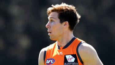 Giant for life: Toby Greene.