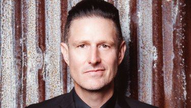 Comedian Wil Anderson is touring the country with his new show, Wilegal.