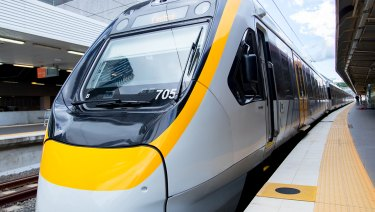 Another two New Generation Rollingstock trains have entered service in south-east Queensland.