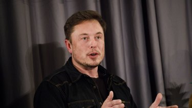 Elon Musk is taking aim at the media after negative Tesla coverage,