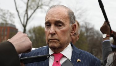 Larry Kudlow, director of the US National Economic Council.