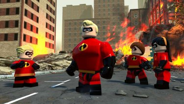 The Parr family is back in cinemas with The Incredibles 2, but do their adventures make for good Lego play?