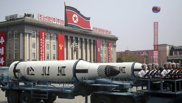 Once you understand how Kim sees his nuclear weapons, you realize a couple of things.