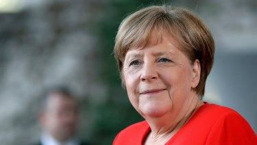 German Chancellor Angela Merkel will visit Washington this week.