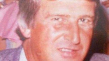 Victim Rodney James Mitchell