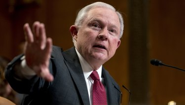 Attorney-General Jeff Sessions has vigorously defended the policy on behalf of President Trump.