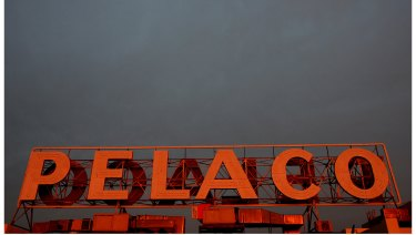 The Pelaco sign may soon be surrounded by apartments.