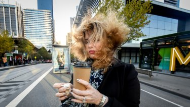 Are buildings turning some streets into wind tunnels?