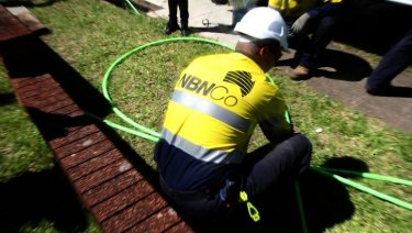 "An NBN writedown has been described as ""inevitable"""