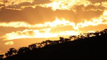 Unforgettable sunsets.