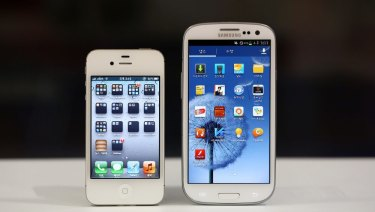 Apple and Samsung have been fighting patent battles for seven years.