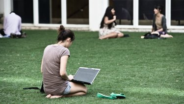 More than half of Australia's university graduates are women.