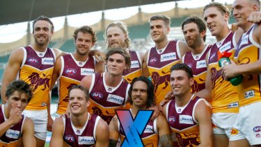 The Brisbane Lions won the final AFLX grand final on Saturday.