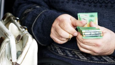 Cash payments will be capped at $10,000 to crack down on the black economy.