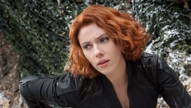 Can't hurt to have Scarlett Johansson as a mate.