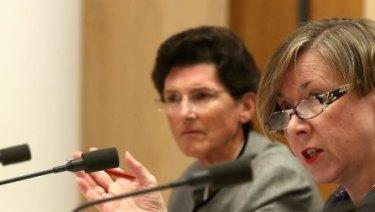 Department of Finance Secretary Jane Halton.