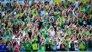 The Raiders hope increased memberships will increase crowds.
