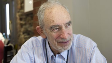 Paul Ehrlich, author of the influential book ,The Population Bomb, whose forecasts proved wrong.