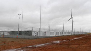 Batteries - such as Tesla's installation in South Australia - will support the growing turn towards renewable generation.