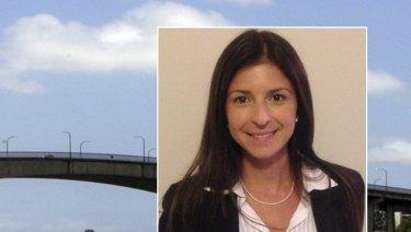 The body of Cecilia Haddad was found along the Lane Cover River, near the Gladesville Bridge.