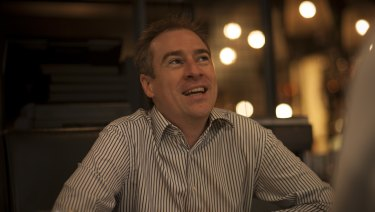 Gerard Whateley left ABC in January for SEN.