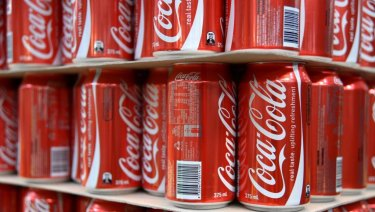 Coca-Cola Amatil says it has reformulated 22 products since 2015.