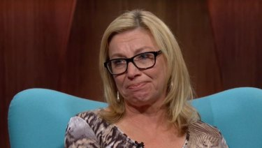 Rosie Batty on Andrew Denton's Interview on June 19.