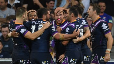 Shaky start: The Storm have not been the juggernaut we're used to seeing.